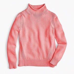 J.Crew Women's 1988 rollneck™ cropped sweater